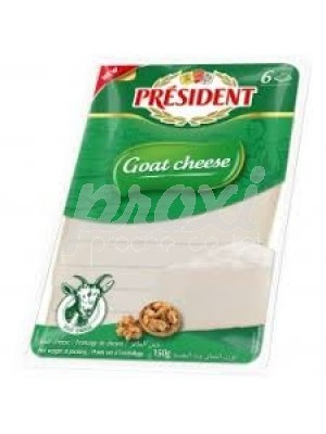 6 TRANCHES  GOAT CHEESE 150 G