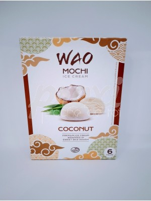 WAO MOCHI COCONUT 210 G