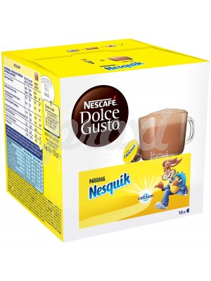NESCAFE DOLCE GUSTO NESQUIK CAPSULES*16