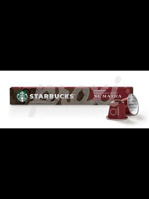 STARBUCKS SUMATRA COFFEE CAPSULES*10