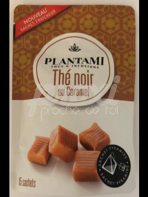 PLANTAMI THE NOIR AU CARAMEL  SACHETS *15
