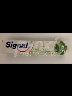 SIGNAL DENTIFRICE INTEGRAL HERBAL  75ML