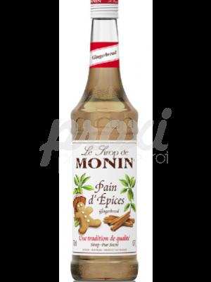 LE MONIN SIROP SAVEUR PAIN D'EPICES 70CL