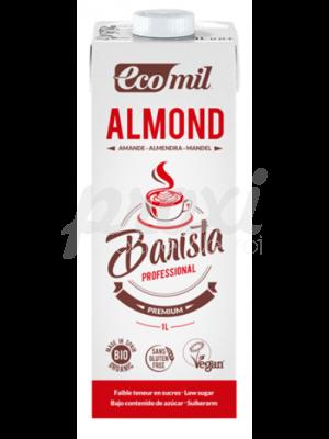 ECOMIL LAIT D'AMANDE BARISTA 1L