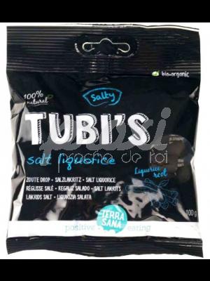 TERRASANA TUBI'S REGLISSE SALE 100G