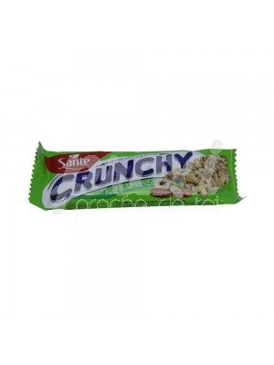 CRUNCHY BAR  WITH NUTS & ALMONDS 35G