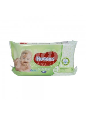 LINGETTES NATUREL CARE  X 64