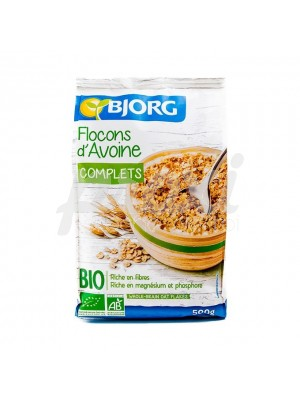 FLOCONS D'AVOINE 500G
