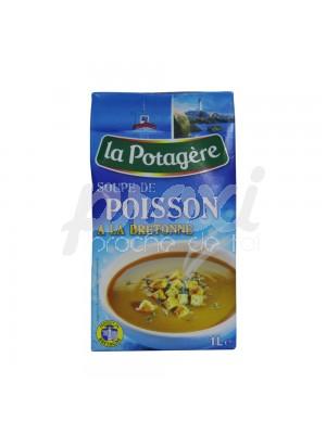 SOUPE DE POISSON  A LA BRETONNE 1L