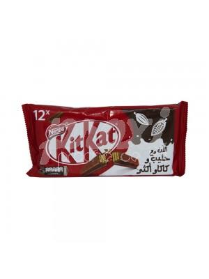 KITKAT MINI BARRES ENROBÉES DE CHOCOLAT AU LAIT *12
