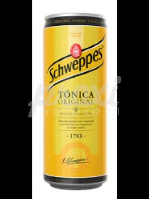 SCHWEPPES TONICA ORIGINAL 330 ML