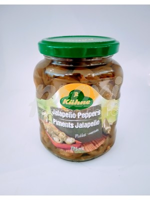 KUHNE JALAPENO PEPPERS 330 G