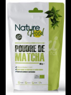 NATURE HOOD POUDRE DE MATCHA  50 G