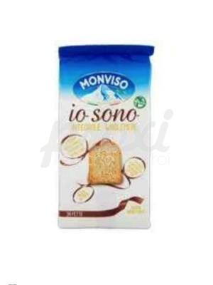 MONVISO IO SONO INTEGRALE TOAST SANS SUCRE  270 G