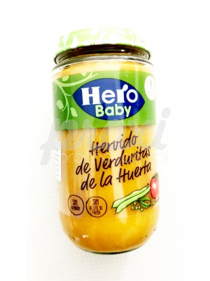 BABY PUREE DE LEGUMES 235 G