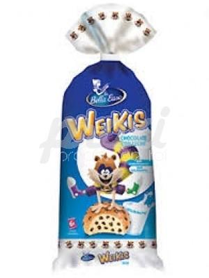 BIMBO WEIKIS CAKE AU PEPITES DE CHOCOLAT 240 G