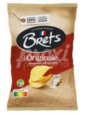 BRETS CHIPS ORIGINAL 125G
