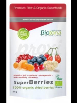 BIOTONA SUPER BERRIES 250 G