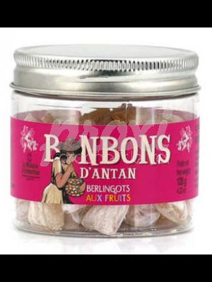 BONBONS D'ATNTAN BERLINGOTS AUX FRUITS 120 G