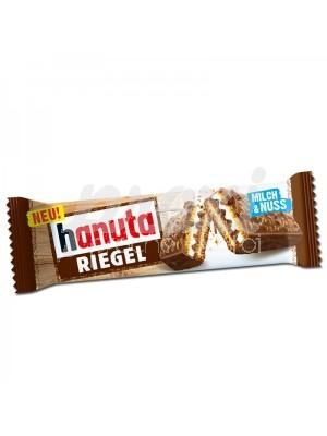 HANUTA RUEGEL BAR MILK&CHOCO