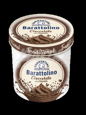 GLACE BARATTOLINO CLASSIC CHOCOLAT 500ML