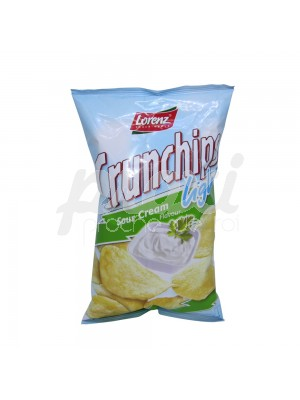 CRUNCHIPS LIGHT SOUR CRÈME  90 G