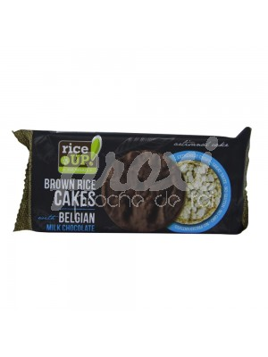 BROWN RICE CAKE MILK BEJG SANS GLUT 156 G