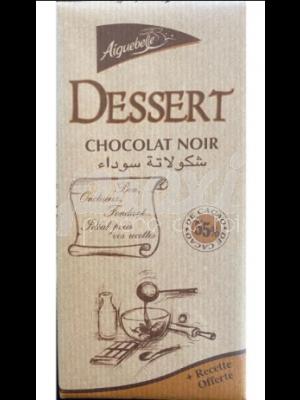 AIGUEBELLE DESSERT CHOCOLAT NOIR 55%