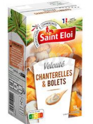 ST ELOI SOUPE VELOUTE CHANTERELLES&BOLETS 1L