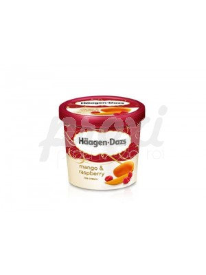 MINI POT MANGUE ET FRAMBOISE 100 ML