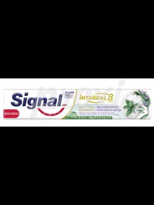 SIGNAL DENTIFRICE INTEGRAL BICARBONATE  75ML